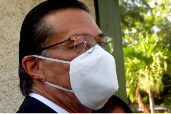 Morales también valoró que de la interrupción de proceso
