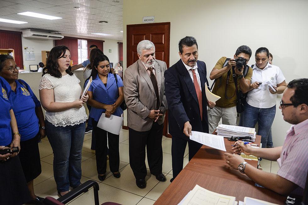 Con la anulación de la Ley de Amnistía en julio de 2016, La oficina de Tutela Legal