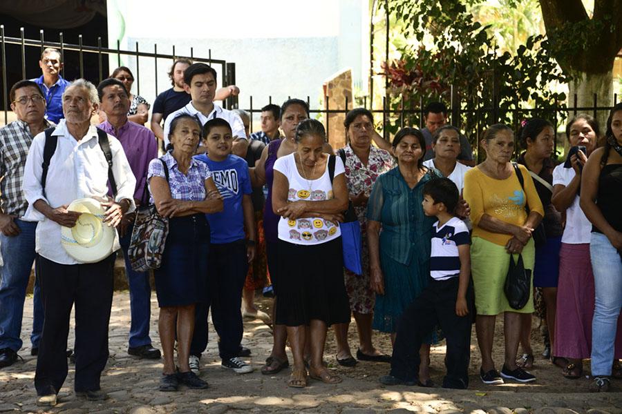 En el 2012, la Corte Interamericana de Derechos Humanos (CorteIDH), condenó al Estado salvadoreño por la masacre de El Mozote.  La sentencia obliga al Estado  a continuar con el