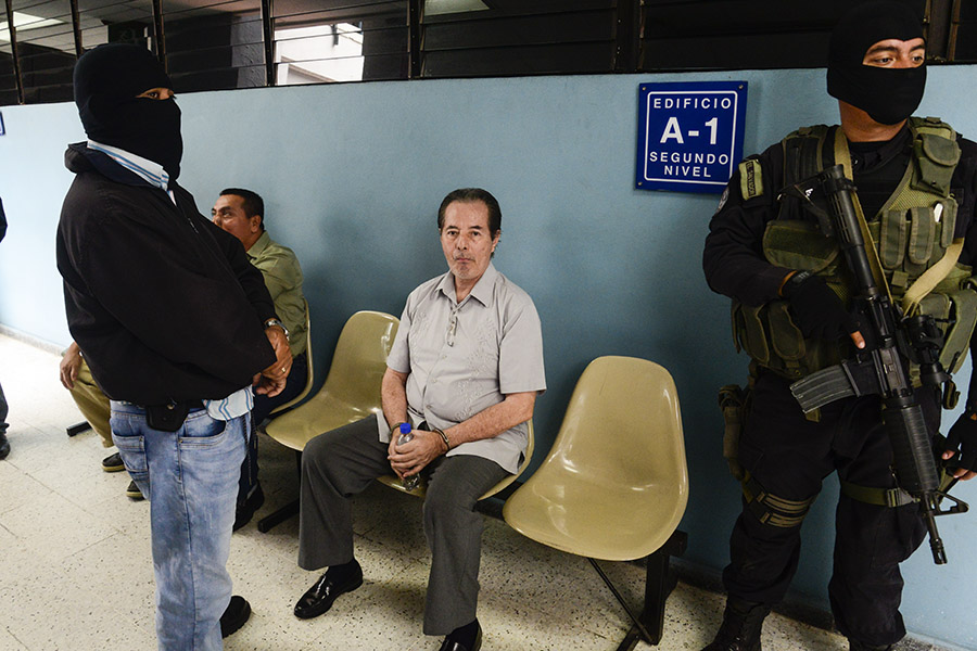 En agosto de 2016 Los 15 magistrados de la Corte Suprema de Justicia resolvieron  que los militares no serían extraditados a España. Sin embargo, con la anulación de la Ley de Amnistía en junio de ese año, el coronel Benavides debió cumplir la condena de 30 años impuesta por la justicia salvadoreña.