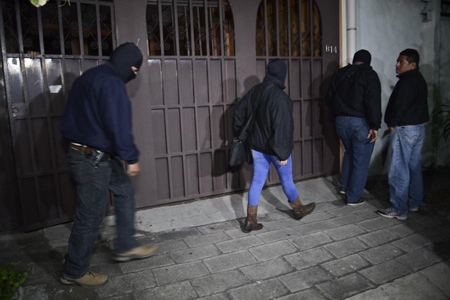 En enero de 2009 la Audiencia Nacional española admitió una demanda presentada por la Asociación Pro Derechos Humanos de España contra los supuestos autores de la matanza. En mayo de 2011 dio inicio el proceso en contra de los militares.