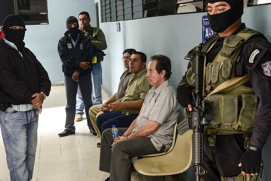 El 5 de febrero de 2016 fueron capturados cuatro de los implicados en la masacre, en cumplimiento de la notificación roja emitida por Interpol, y ordenada por la Audiencia Nacional de España.