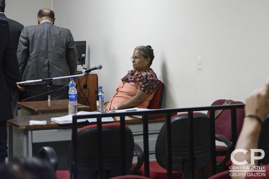 María López detalló ante el juez lo que sucedió el 11 de diciembre de 1980 en el cantón La Joya, acusando al Batallón Atlacatl de asesinar a más de 20 familiares.