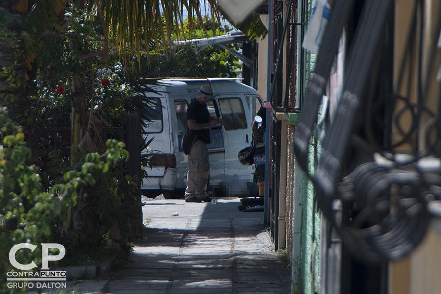En la zona opera la pandilla Barrio 18 Sureños, expresaron las autoridades.