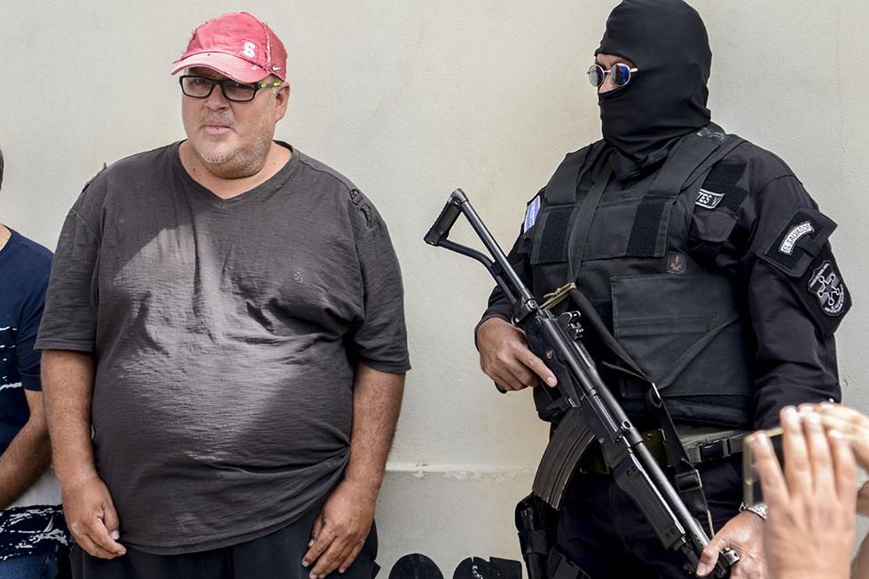 El caso salió a la luz pública en 2014 cuando la Fiscalía General de la República (FGR) acusó a cerca de 15 personas según medios locales, por los delitos de trata de persona agravada. Foto: Vladimir Chicas