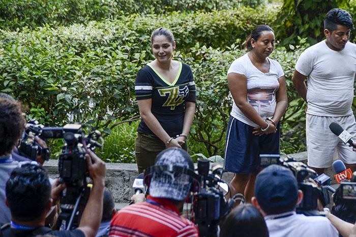 Posada es señalada por las autoridades de realizar negocios con dos guatemaltecas, una de ellas esposa de Marlon Monroy