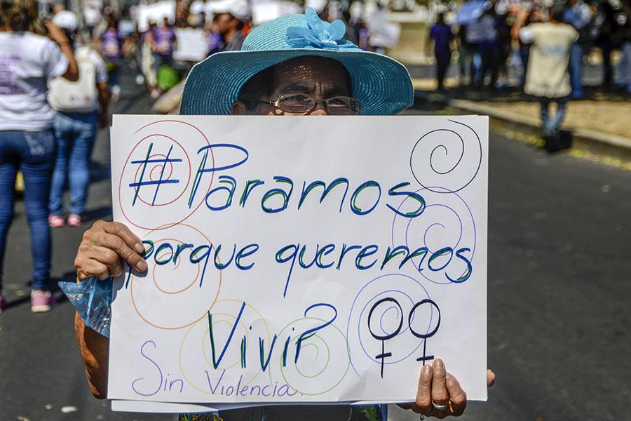 Para este 8 de marzo, diversas organizaciones alrededor del mundo convocaron a un Paro Internacional de Mujeres, para exigir derechos y reivindicaciones.