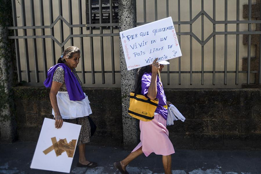 En el 2015, de  574 casos de muertes violentas de mujeres, las instituciones solamente tipificaron 34 como feminicidios.  Las cifras del 2016 no han sido presentadas.