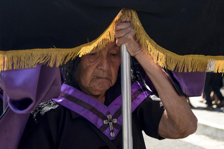 Mujeres de la Asociación y Colaboradoras Permanentes de la Iglesia El Calvario.
