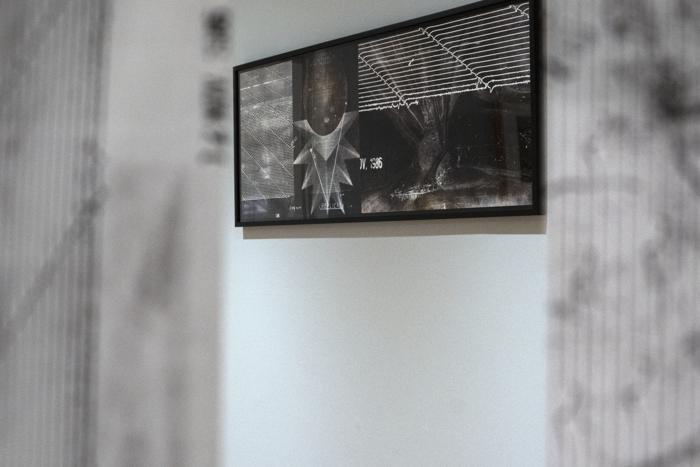 Pulse: Réplicas, 1986 (Homage, Julio Sequeira), impresión tintas de archivo pigmentadas sobre papel Canson Edition Etching Rag, 2020, RECORD: Cultural Pulses, RoFa Projects. Foto y copyright: Muriel Hasbun.