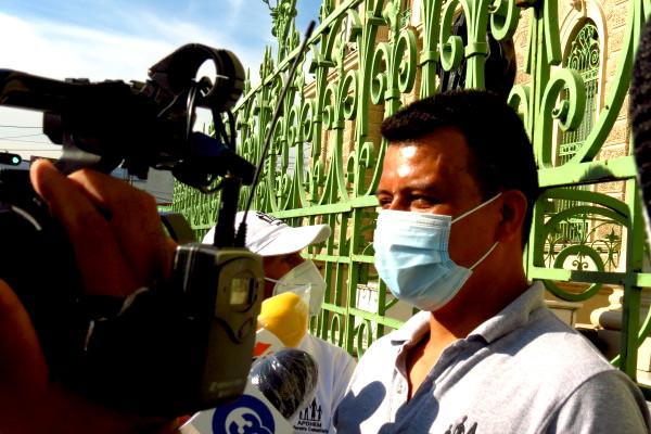 Los representantes de las víctimas de la Masacre de El Mozote dicen sentirse preocupados por la negación del Gobierno a las inspecciones militares, Ellos esperan obtener información sobre el caso en las siguientes instancias.