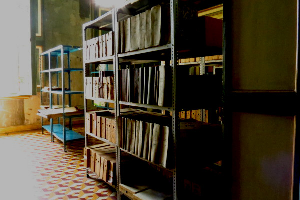 Las autoridades inspectoras aseguran que los documentos resguardados en el Palacio Nacional están disponibles al público.
