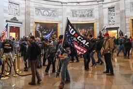miles de manifestantes republicanos se toman Capitolio en Washington