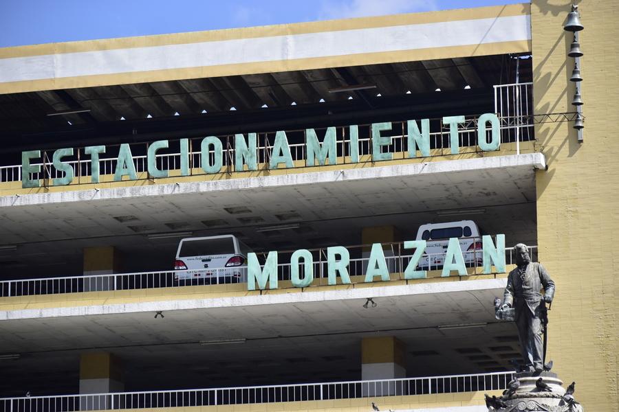 Inaugurado el 15 de marzo de 1882, la Plaza Morazán se constituyó en honor al general Francisco Morazán, a quien se le considera un héroe histórico, que luchó por el ideal de consagrar una sola patria centroamericana.