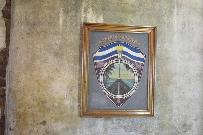 En el museo se pueden observar muchas piezas históricas de la ciudad de Sonsonate.