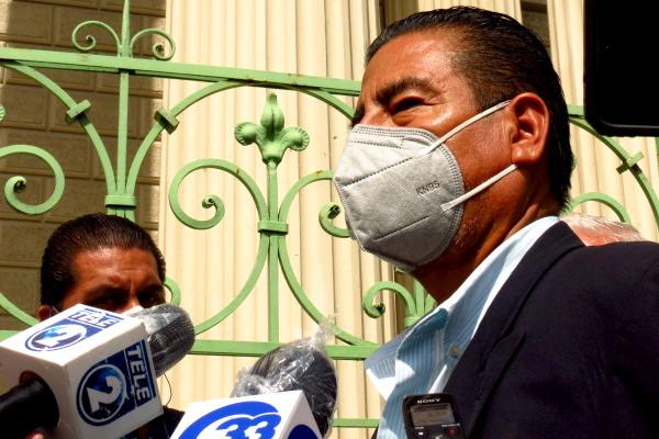 El abogado querellante de Tutela Legal, Wilfredo Medrano, asegura que en el Palacio Nacional se encontraban archivos militares de importancia