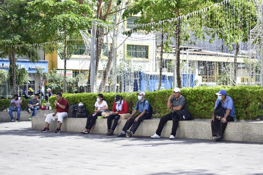 El centro es un espacio muy especial que recibe a cientos de salvadoreños sin importar su clase social, o si acuden por diversión o por trabajo.