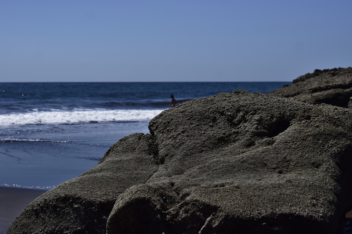 Cuando la marea baja deja al descubierto una zona exclusiva que habla por si misma.