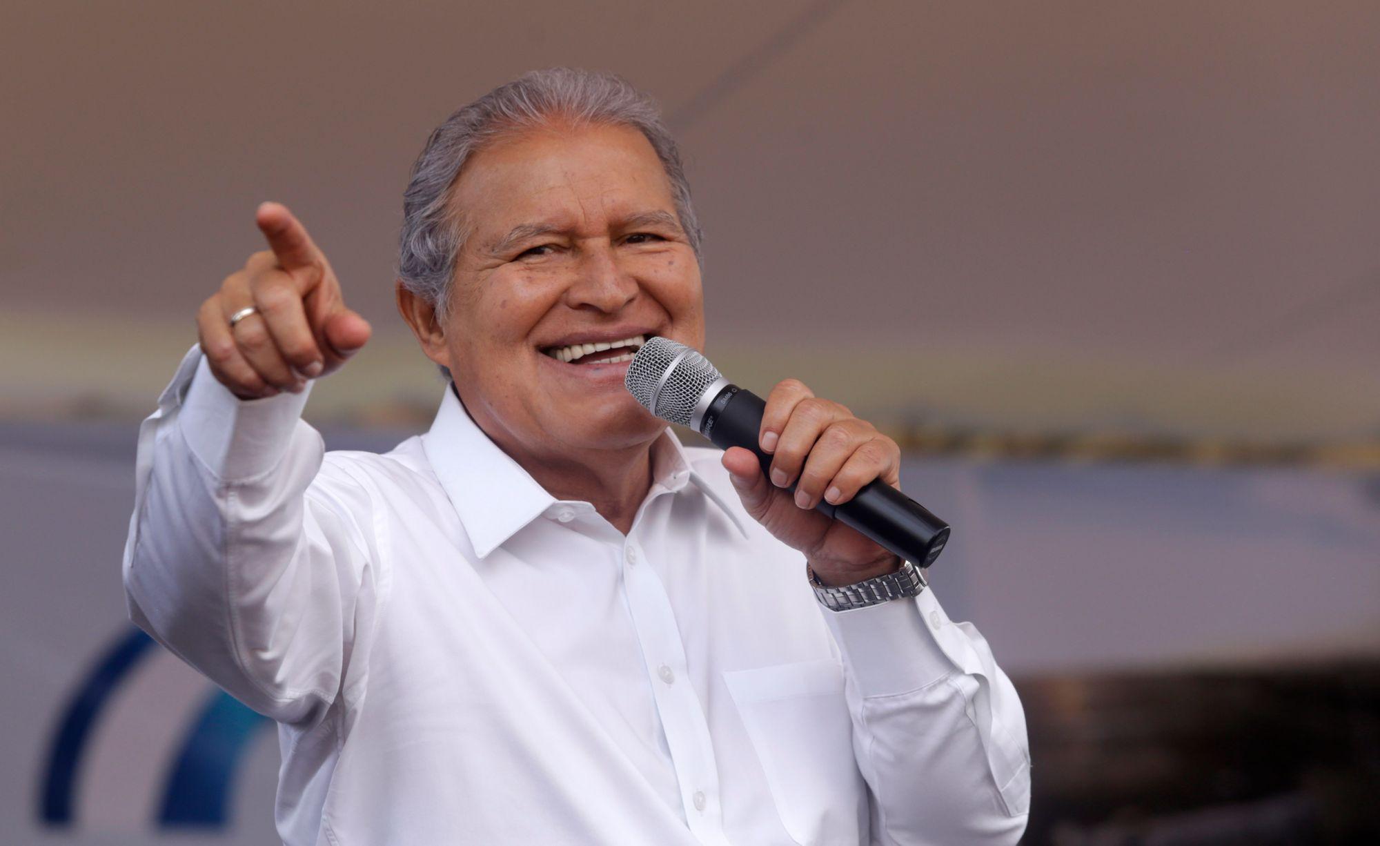 Expresidente Sánchez Céren salió del país hace seis meses con rumbo a  Nicaragua - ContraPunto