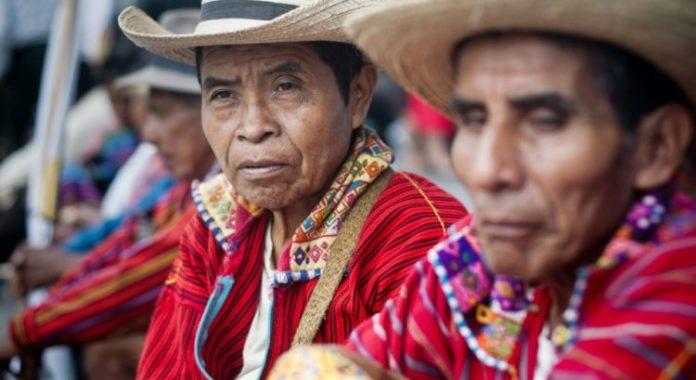 Portada de indígenas guatemaltectos - Agencias internacionales - EFE